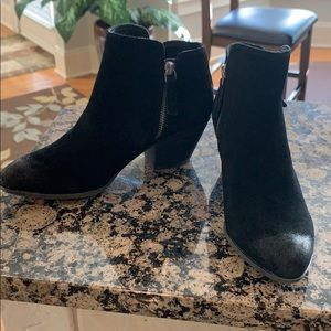 New Frye Holly Booties
